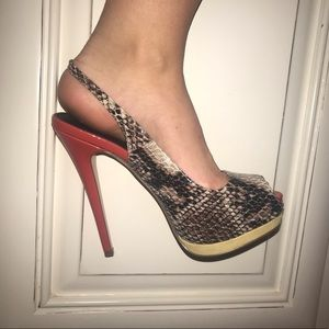 Shoes - Aldo stiletto high heals——NOT USED